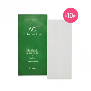 [SET] AC Clean Up Spot Patch 10pcs