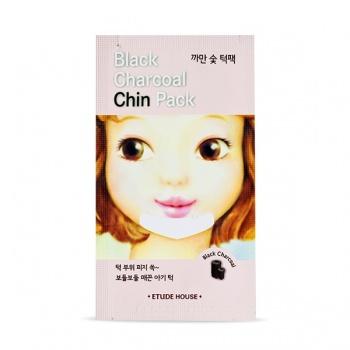 Black Charcoal Chin Patch