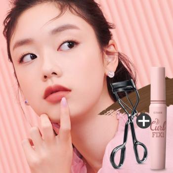 [SET] Curl Fix Mascara + Lash Perm Curl Fix Curler