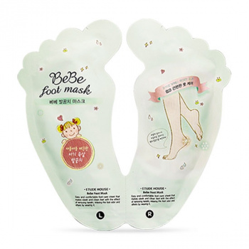 Bebe Foot Mask