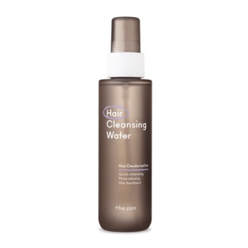 +he zam Hair Cleansing Water