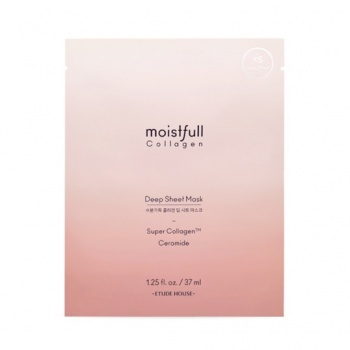 Moistfull Collagen Deep Sheet Mask
