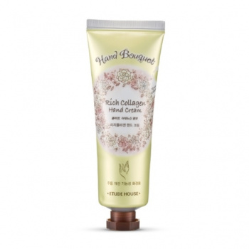 Hand Bouquet Rich Collagen Hand Cream