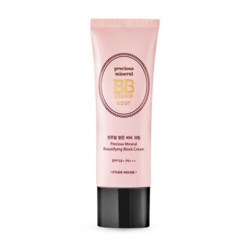 Precious Mineral Beautifying Block Cream Moist SPF50+/PA+++