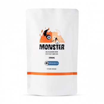 Monster Oil In Cleansing Water (Refill)
