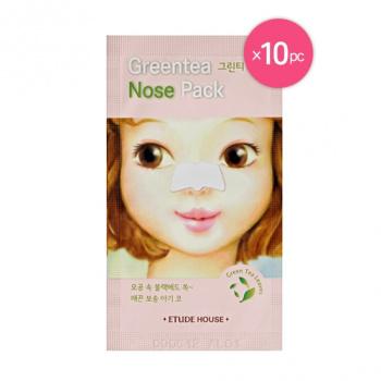 [SET] Green Tea Nose Patch AD 10pc