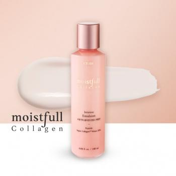 Moistfull Collagen Intense Facial Emulsion 180ml