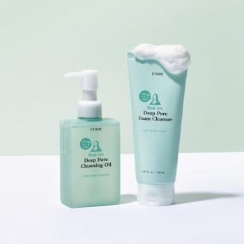 Real Art Deep Pore Foam Cleanser