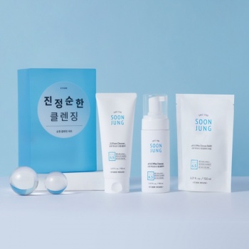 SoonJung Calming Cleansing Set