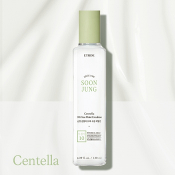 SoonJung Centella 10-Free Moist Emulsion 130ml
