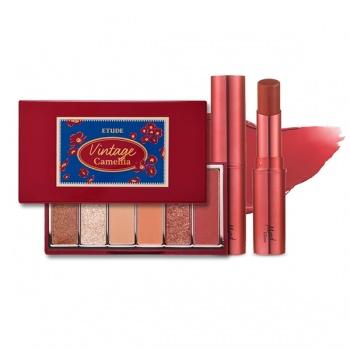 [SET] Vintage Camellia + Mood Glow Lipstick