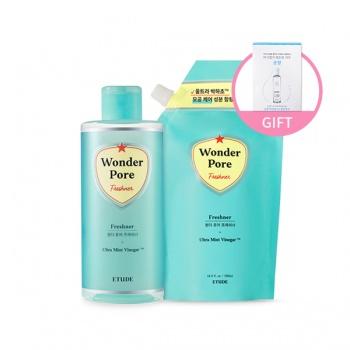 [SET] Wonder Pore Freshner 250ml + Refill 500ml