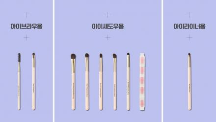 All about makeup brushes _ Eye
