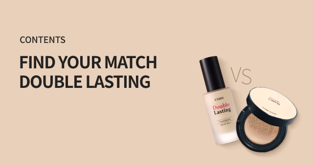 Double Lasting Line Find Your Match