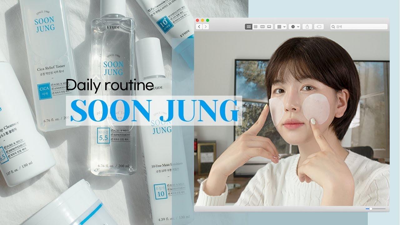 SOONJUNG - Sensitive Skin Focused Relief Care