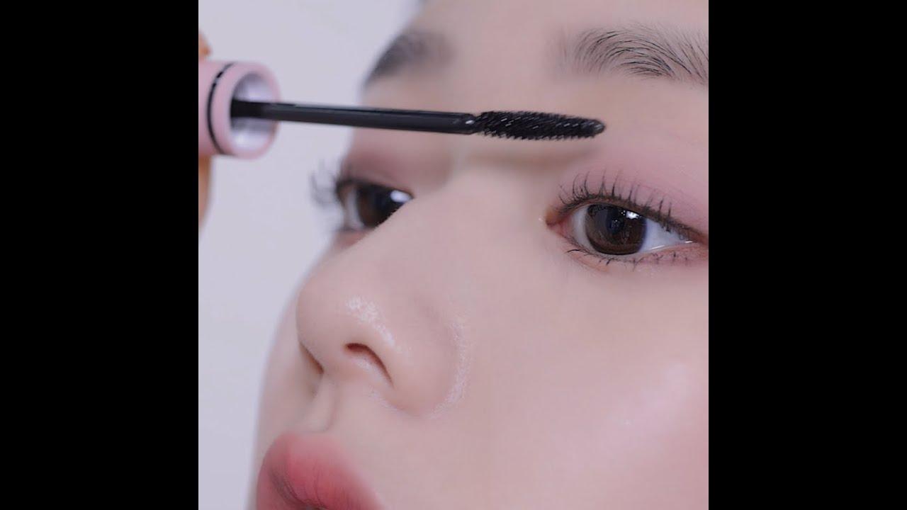 Secret of Doah's Natural Long Lashes??? NEW Curl Fix Mascara