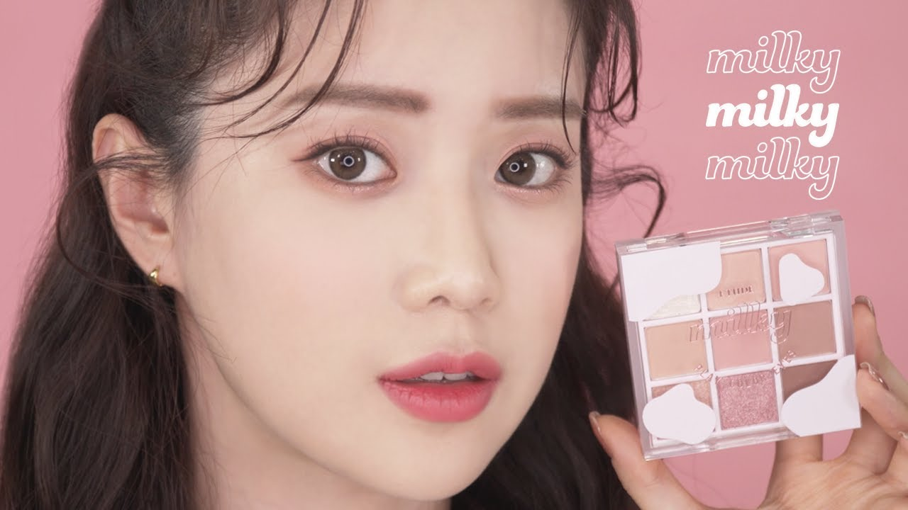 'Milky' New Year Collection Preview - Strawberry Milk Makeup Look