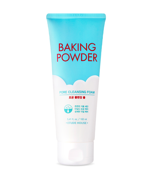 BAKING POWDER PORE CLEANSING FOAM