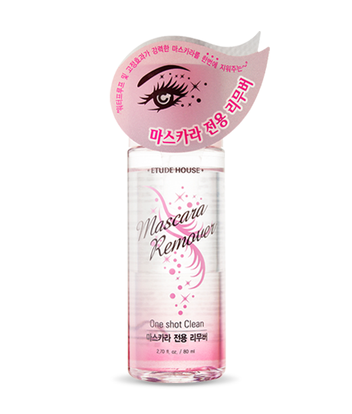 MASCARA REMOVER ONE SHOT CLEAN