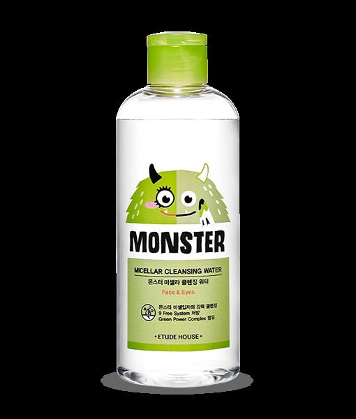 MONSTER MICELLAR CLEANSING WATER 300ML