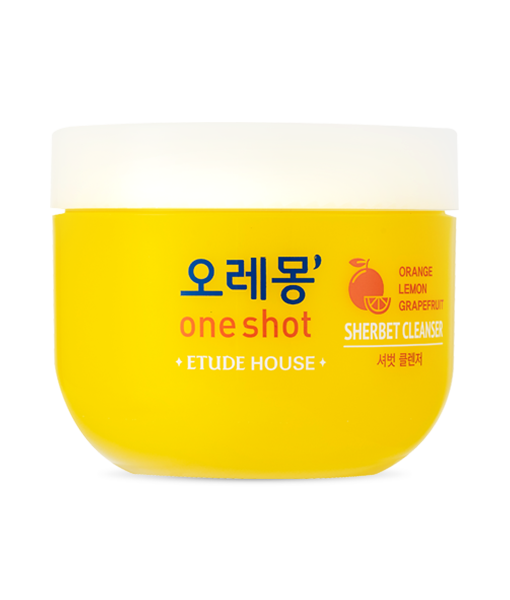 O-LE-MONG ONE SHOT SHERBET CLEANSER