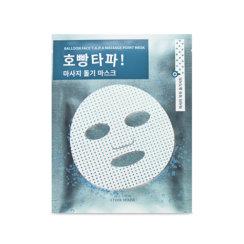 Balloon Face T.A.P.A Massage Point Mask