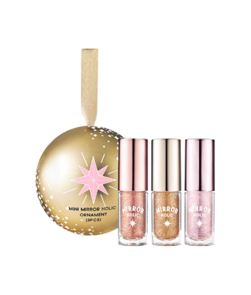 Mini Mirror Holic Liquid Eyes Kit(3PS)