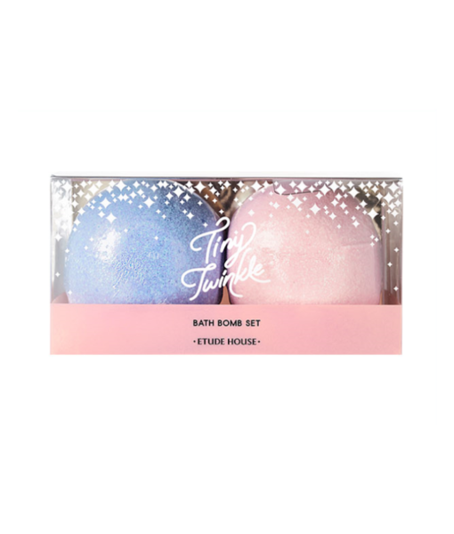 Tiny Twinkle Bath Bomb Set